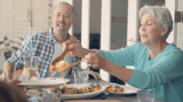 eggs great for older people