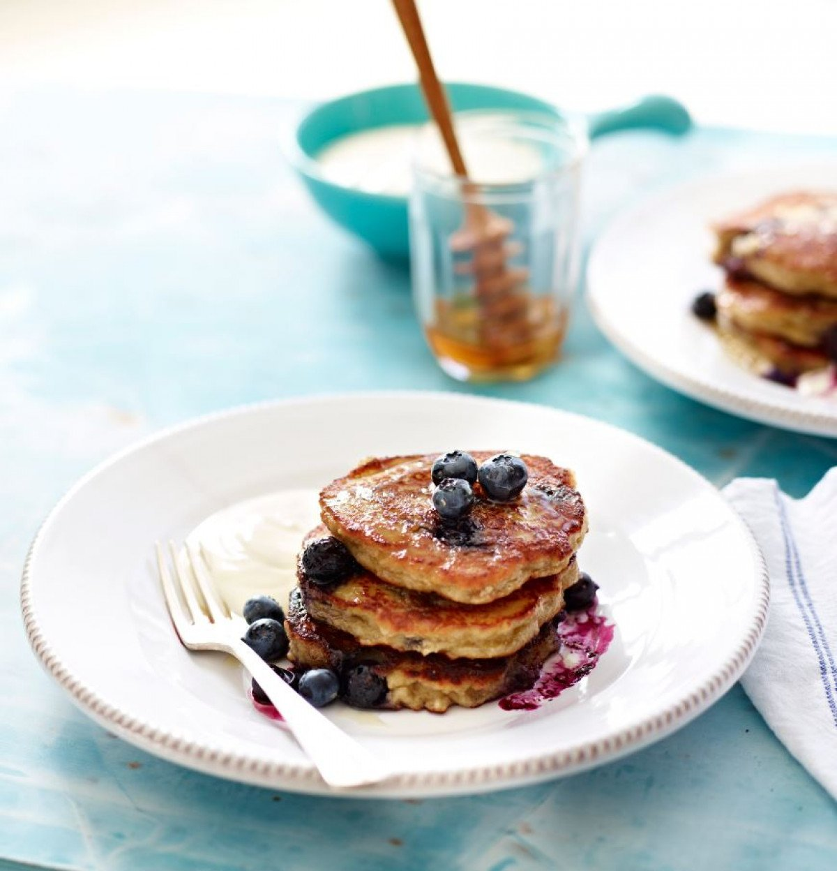 Blue Berry Pancakes website file