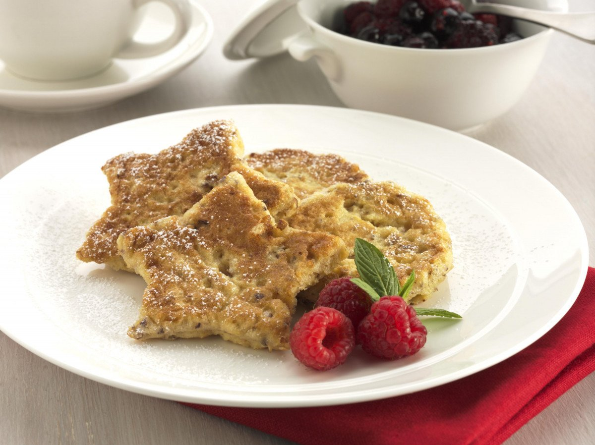 French Toast With Berries1
